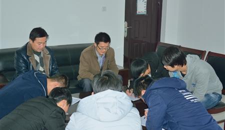 漳县职业中等专业学校樊校长一行来我院对接中高职办学工作